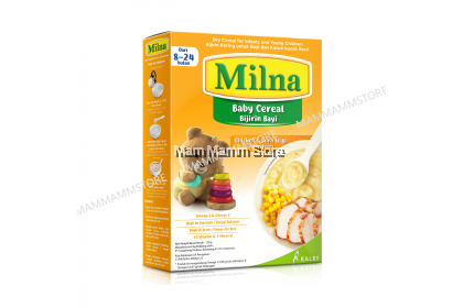 Milna Baby Cereal 120g For 6 Months And Above