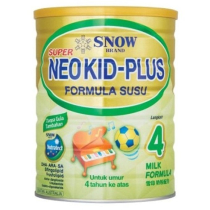Snow NEO KID-PLUS STEP 4 (4 Years And Above) 900g